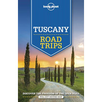 Lonely Planet Tuscany Road Trips by Lonely Planet, 9781786575678