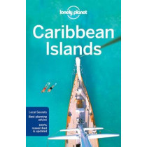 Lonely Planet Caribbean Islands by Lonely Planet, 9781786576507
