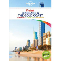 Lonely Planet Pocket Brisbane & the Gold Coast by Lonely Planet, 9781786577009