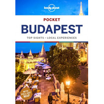 Lonely Planet Pocket Budapest by Lonely Planet, 9781786578457