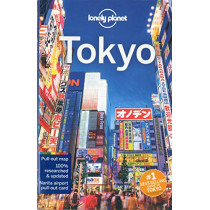 Lonely Planet Tokyo by Lonely Planet, 9781786578488