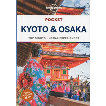 Lonely Planet Pocket Kyoto & Osaka by Lonely Planet, 9781786578525