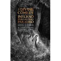 The Divine Comedy: Inferno, Purgatorio, Paradiso by Dante Alighieri, 9781786648112