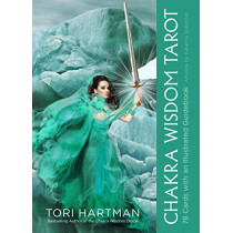 Chakra Wisdom Tarot: 78 Cards with Illustrated Guidebook by Tori Hartman, 9781786782526