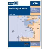 Imray Chart C10: Western English Channel Passage Chart by Imray Imray, 9781786790033