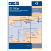 Imray Chart C3: Isle of Wight by Imray, 9781786790125