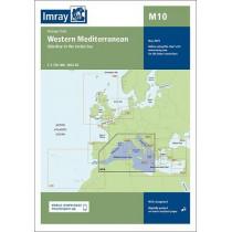 Imray Chart M10: Western Mediterranean by Imray, 9781786791207