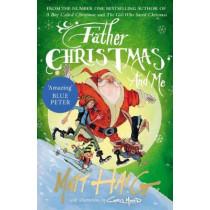Father Christmas and Me by Matt Haig, 9781786890726