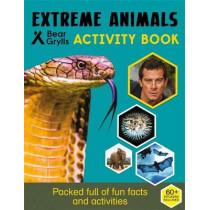 Bear Grylls Sticker Activity: Extreme Animals by Bear Grylls, 9781786960412