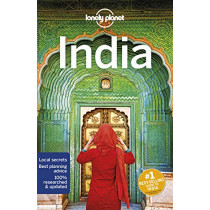 Lonely Planet India by Lonely Planet, 9781787013698
