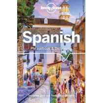 Lonely Planet Spanish Phrasebook & Dictionary, 9781787014657