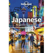 Lonely Planet Japanese Phrasebook & Dictionary by Lonely Planet, 9781787014664