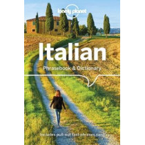 Lonely Planet Italian Phrasebook & Dictionary, 9781787014688