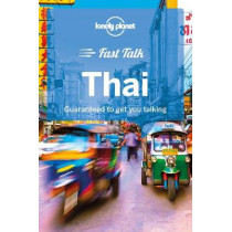 Lonely Planet Fast Talk Thai by Lonely Planet, 9781787014695