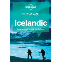 Lonely Planet Fast Talk Icelandic by Lonely Planet, 9781787014725