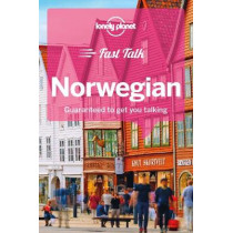 Lonely Planet Fast Talk Norwegian by Lonely Planet, 9781787014732