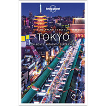 Lonely Planet Best of Tokyo 2020 by Lonely Planet, 9781787015494