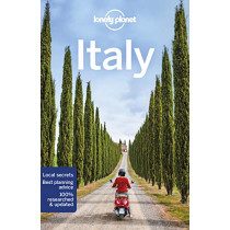 Lonely Planet Italy by Lonely Planet, 9781787015845