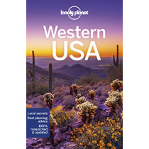 Lonely Planet Western USA by Lonely Planet, 9781787016880