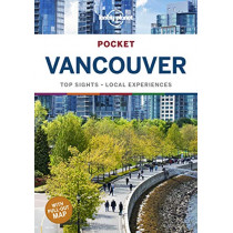 Lonely Planet Pocket Vancouver by Lonely Planet, 9781787017573