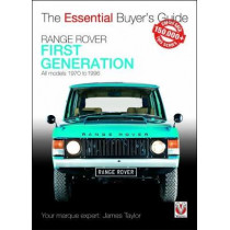 Range Rover - First Generation models 1970 to 1996: The Essential Buyer's Guide by James Taylor, 9781787112223