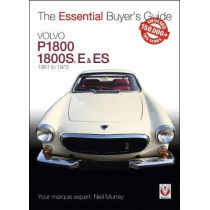 Volvo P1800/1800S, E & ES  1961 to 1973: Essential Buyer's Guide by Neil Murray, 9781787112773