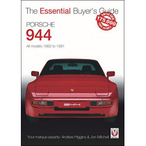 Porsche 944: All models 1982-1991 by Andy Higgins, 9781787116610