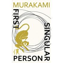 First Person Singular: Stories by Haruki Murakami, 9781787302600