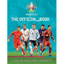 UEFA EURO 2020: The Official Book by Keir Radnedge, 9781787394032