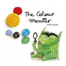 The Colour Monster by Anna Llenas, 9781787412736