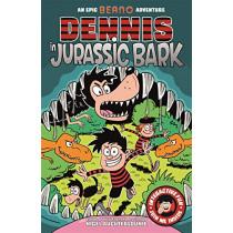 Dennis in Jurassic Bark by Nigel Auchterlounie, 9781787412798