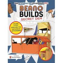 Beano Builds: Secret Den, 9781787412828