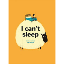 I Can't Sleep by Ximo Abadia, 9781787413917