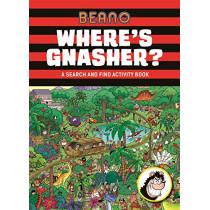 Beano Where's Gnasher? by Laura Howell, 9781787415140
