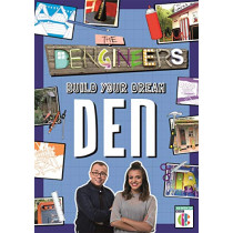 Dengineers: Build Your Dream Den by Laura Baker, 9781787415256