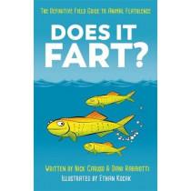 Does It Fart?: The Definitive Field Guide to Animal Flatulence by Dani Rabaiotti, 9781787474802