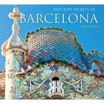 Best-Kept Secrets of Barcelona by Michael Robinson, 9781787552937