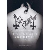 The Death Archives: Mayhem 1984-94 by Jorn Stubberud, 9781787601291