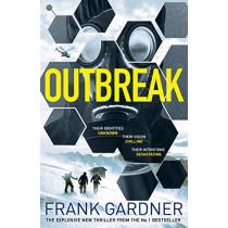 Outbreak by Frank Gardner, 9781787632387