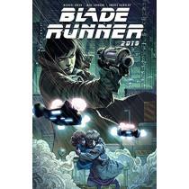 Blade Runner 2019 Volume 1 by Michael Green, 9781787731615