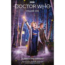 Doctor Who Vol. 1: Alternating Current by Jody Houser, 9781787733121