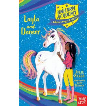 Unicorn Academy: Layla and Dancer by Julie Sykes, 9781788001663