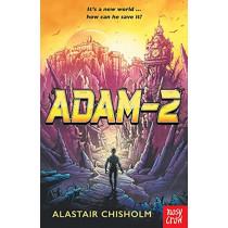 Adam-2 by Alastair Chisholm, 9781788006101