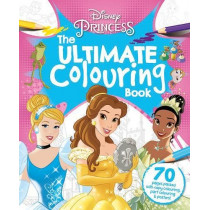 PRINCESS: The Ultimate Colouring Book, 9781788108942