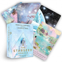 The Starseed Oracle: A 53-Card Deck and Guidebook by Rebecca Campbell, 9781788172882