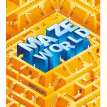 MazeWorld by Mark Walker, 9781788285179