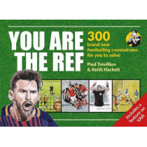 You Are The Ref 2019 by Paul Trevillion, 9781788400756