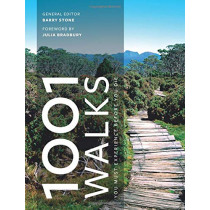 1001 Walks: You must experience before you die by Barry Stone, 9781788400954