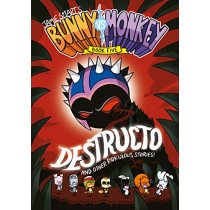 Bunny vs Monkey 5: Destructo: 5 by Jamie Smart, 9781788450553