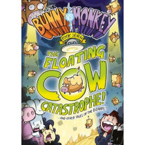 Bunny vs Monkey 7: The Floating Cow Catastrophe! by Jamie Smart, 9781788451390